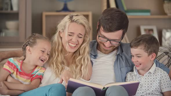Reading Aloud with Your Family